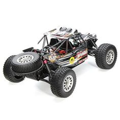 FS 1 / 10 4WD RC Truck Model with Roll Cage - Desert Buggy Style  EU Plug #offroad #hobbies #design #racing #drift #motors #trucks #tech #rc #rccars