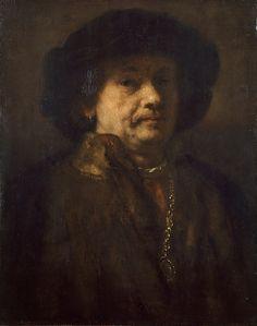 1655 datiert, Künstler:Rembrandt Harmensz van Rijn, , Kunsthistorisches Museum Wien, Gemäldegalerie