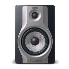 """BX5 CARBON M-AUDIO Monitor Biamplificado (70W) con altavoz de 5"""" + twitter de 1"""".(PRECIO POR PAR)"""