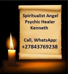 Spiritualist Celebrity Psychic Guide Healer Kenneth International Love Spell Caster, Call / WhatsApp Most Famous Medium Healer In The World, Psychic Chat, Love Psychic, Online Psychic, Spiritual Healer, Spiritual Guidance, Spirituality, Marriage Prayer, Love And Marriage, Marriage Advice
