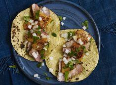 Tacos al Pastor & Achiote Adobo Marinade by Pati Jinich