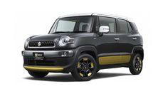 Автофория: Концепции Suzuki Xbee приносят свою элегантность в...