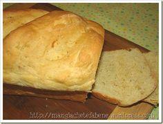Pão com granola, post certo!