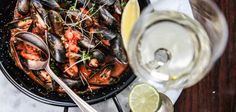August 2017 - Cookery - Le Plancha Restaurant's Signature Mussels Cooked in a Tomato, Chilli, Garlic & White Wine Sauce - Issue 266