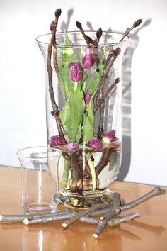 die 22 besten bilder von glasvasen dekorieren flower. Black Bedroom Furniture Sets. Home Design Ideas