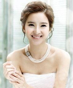 2013 Korean bridal hair