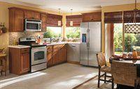 Lowes Cheyenne kitchen cabinets