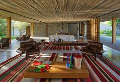 Bahia House - The architectural concept of the Bahia House is something that should be employed anywhere where it gets oppressively hot, which is about 85% of th...