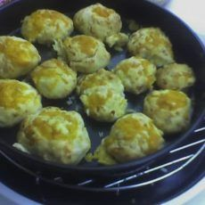 Red Lobster Cheddar Biscuits -& Other Recipes =Nuwave/Flavorwave Ovens