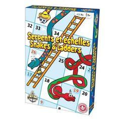 Serpents et échelles de Gladius
