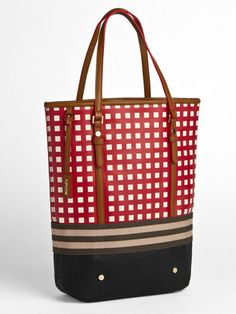 MAX & Co -. Print tote bag