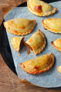 Clasico Argentino Meat Empanadas – Argentinian Street Food Must try these as I haven't had them since 1991 Amelia.