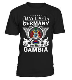 I May Live in Germany But I Was Made in the Gambia #Gambia
