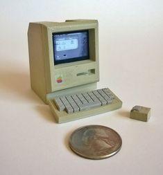Miniature MAC from Rabbit Engineering on Etsy!