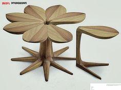 Dekoratif Zigon Sehpa Modelleri