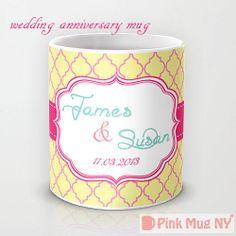 Personalized mug cup designed PinkMugNY  Costom by PinkMugNY, $11.95
