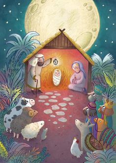 Nativity by Laura Wood
