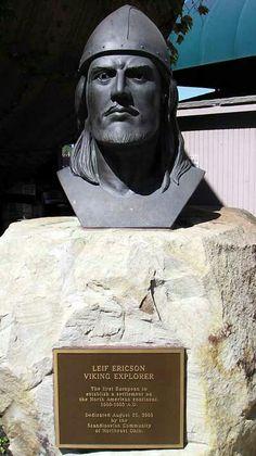 Leif Erikson.