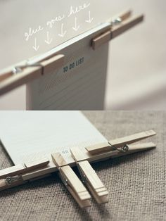 "DIY ""To Do List"" Notepad - you can also download the design!"