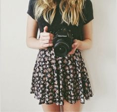 #Inspiration #Floral #Skirt #Summer #Print #BiographyTrend #Aurora #BiographyCollection #Biography