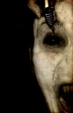 Creepy Photos: What Nightmares Are Made Of 4 Creepy Horror, Horror Art, Creepypasta, Horror Pictures, Creepy Pictures, Dark Thoughts, Angels And Demons, Dark Angels, Illustrations