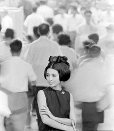 Re-Pin with credit... Michael Rougier - Tokyo, 1964. S)
