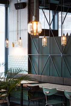 <p>Kane World Food Studio is a beautifully designed urban oasis envisioned by Hungarian Bogdan Ciocodeica. Serving exotic, fusion cuisine, the restaurant's interior is a flora-inspired eclecticism, wh