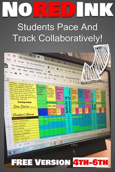I'm drooling over how organized and pretty this Student Data page is that uses! Expository Writing, Teaching Writing, Teacher Planner, Teacher Binder, Classroom Organization, Classroom Management, 9th Grade English, 6th Grade Ela, Middle School Ela
