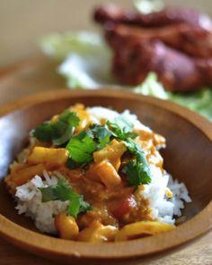 Korma aux légumes - Patak's France - Cuisiner des produits indiens et trouver des idées recettes savoureuses