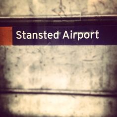 Stansted....