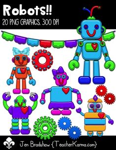 Browse over 990 educational resources created by Teacher Karma in the official Teachers Pay Teachers store. Classroom Clipart, School Clipart, Classroom Decor, Bubble Letters, Borders And Frames, Teacher Pay Teachers, Robots, Teaching Resources, Karma