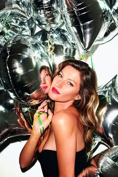 Gisele Bundchen by Terry Richardson for Harper's Bazaar Brazil