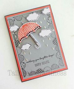 Weather together from Stampin' Up!
