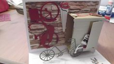 Memory box Marianne design Marianne Design, Baby Strollers, Memories, Box, Crafting, Baby Prams, Memoirs, Souvenirs, Snare Drum