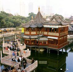 Shanghai: Yu Yuan Garden