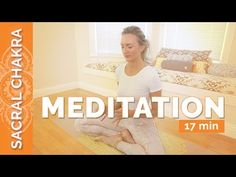 Sacral Chakra Meditation: 15 Minutes Guided Meditation For The Water Chakra. Embrace change and flow in the ocean of life. Perfect for morning sadhna. Guided Meditation, Meditation Videos, Chakra Meditation, Yoga Videos, Sacral Chakra Healing, Chakra Mantra, Online Yoga Teacher Training, Kundalini Yoga Poses, Second Chakra
