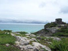 Tulum - México - ruínas