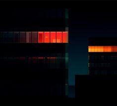 Dark Silence In Suburbia // Romain Trystam
