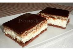 Sweet Recipes, Tiramisu, Food And Drink, Lunch, Cooking, Ethnic Recipes, Desserts, Cheesecake, Detail
