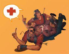 Tf2 Meme, Team Fortress 2 Medic, Team Fortess 2, Game Title, Best Games, Video Games, Medical, Fan Art, Funny