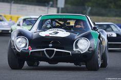 "definemotorsports: "" Alfa Romeo TZ2 """