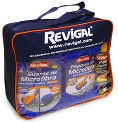 kit de microfibras Revigal