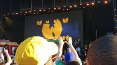 Wu Tang Clan CREAM at the Governor's Ball New York 2017 #WuTang #CREAM #GovernorsBall #GovBall2017 #NewYork #NYC #YourDoingGreat #Music #Festival #Rap #HipHop