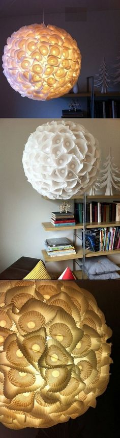 DIY PAPER ORB LIGHTS IDEAS