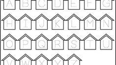 Letter tracing - 1 Worksheet