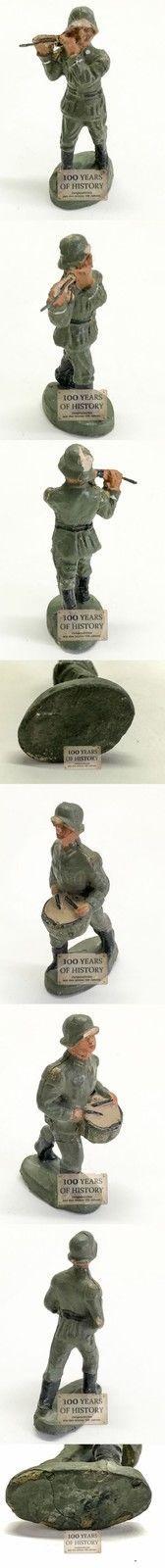 Orig. Elastolin Lineol o.ä. Soldat Musiker | eBay