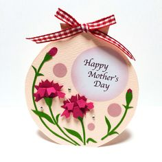 Best Mothers Day Gifts, Happy Mothers Day, Gifts For Mom, Paper Crafts For Kids, Diy And Crafts, Making Greeting Cards, Mom Day, Creative Crafts, Card Making