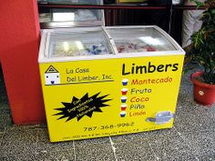 Limbers a Puerto Rican treat YUMMM