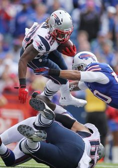 0a6a53cd9 Brandon Bolden RB  38 VS Bills. Keanu Veldman · New England Patriots