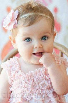 Não existe bem maior do que o sorriso de uma criança.